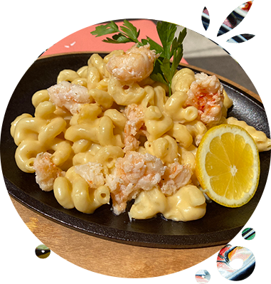 Stock Rock Cafe Lobster Mac
