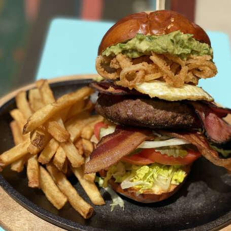 The B.S. Burger