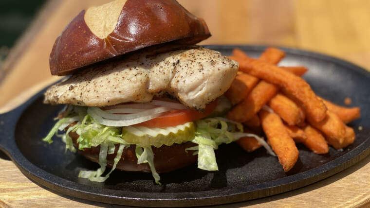 Buk Buk Chicken Sandwich