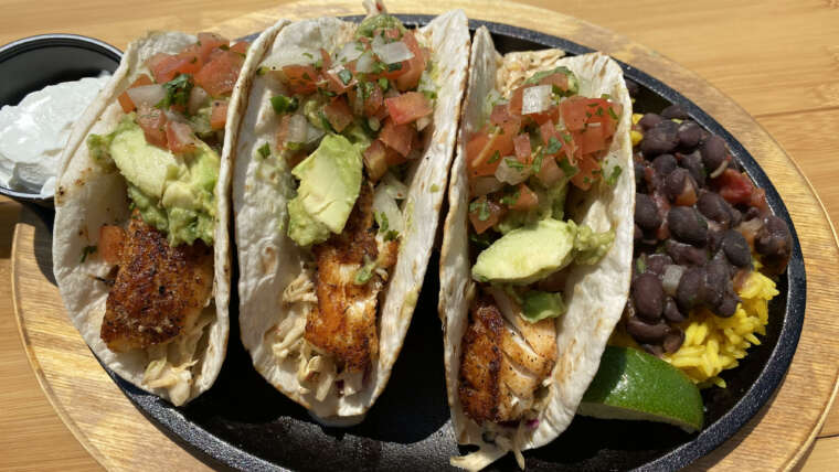 Happy Hour Fish Tacos