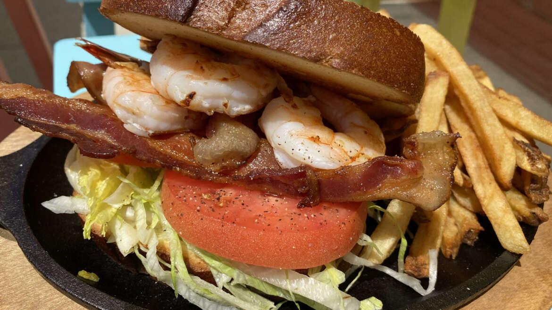 Gage's Shrimp BLT